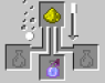 Crafting potion rapidité splash II minecraft