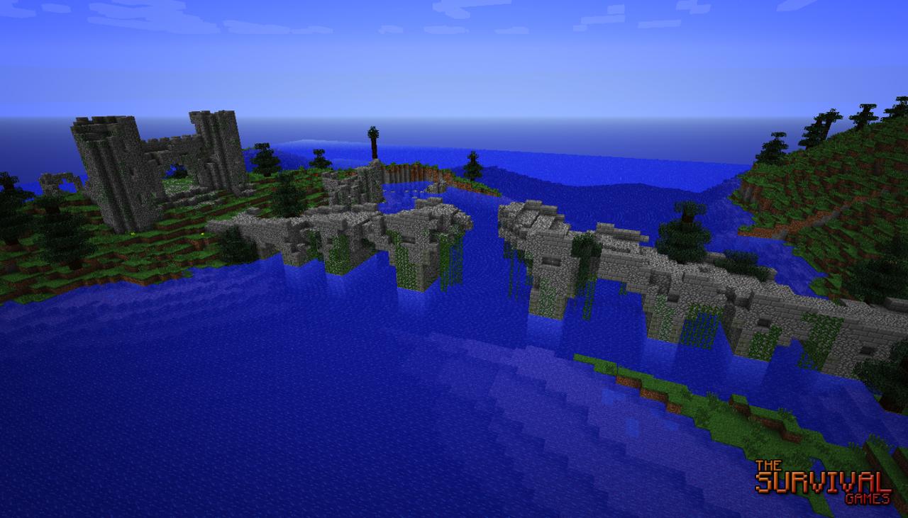 Map-survie-the-survival-games-minecraft-jump