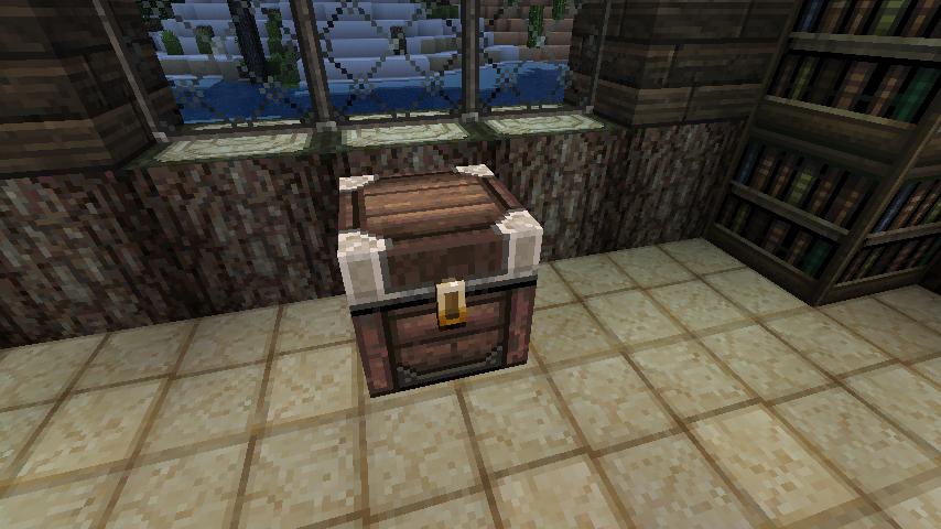 Minecraft-comment-faire-un-simple-coffre