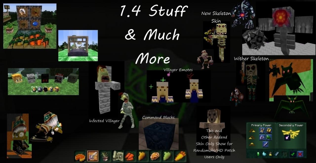 minecraft-texture-pack-16x16-zelda-item-mob