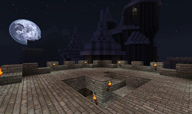 minecraft-texture-pack-HD-128x128-faerielight-chateau