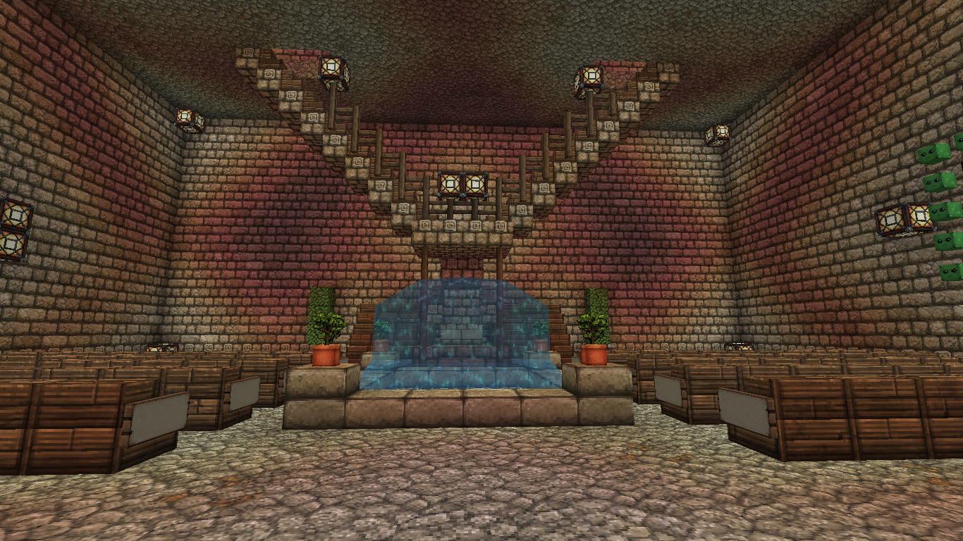 Minecraft-serveur-aventure-pvp-minepiece-onepiece-cathedrale