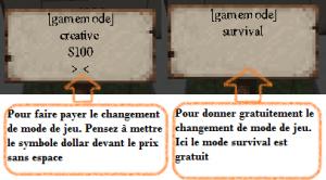 minecraft-configurer-essential-pancarte-gamemode
