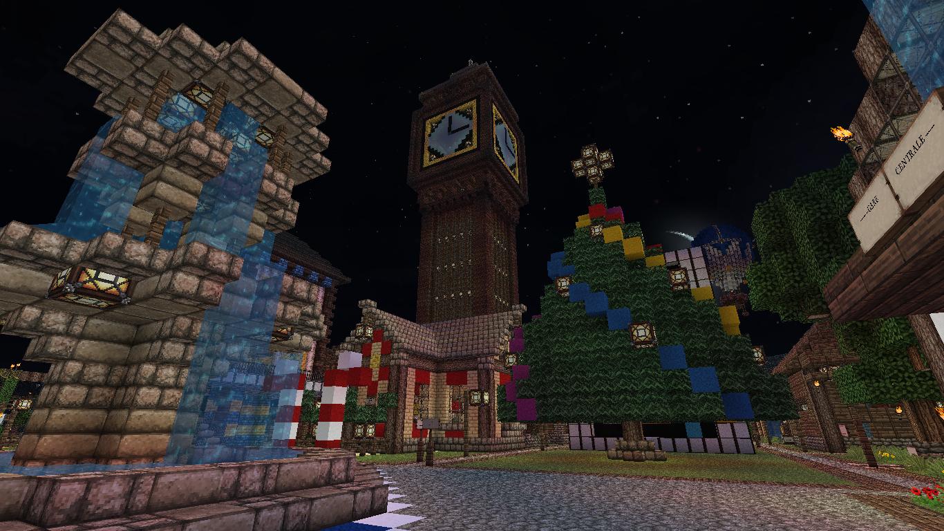 minecraft-serveur-freebuild-ville