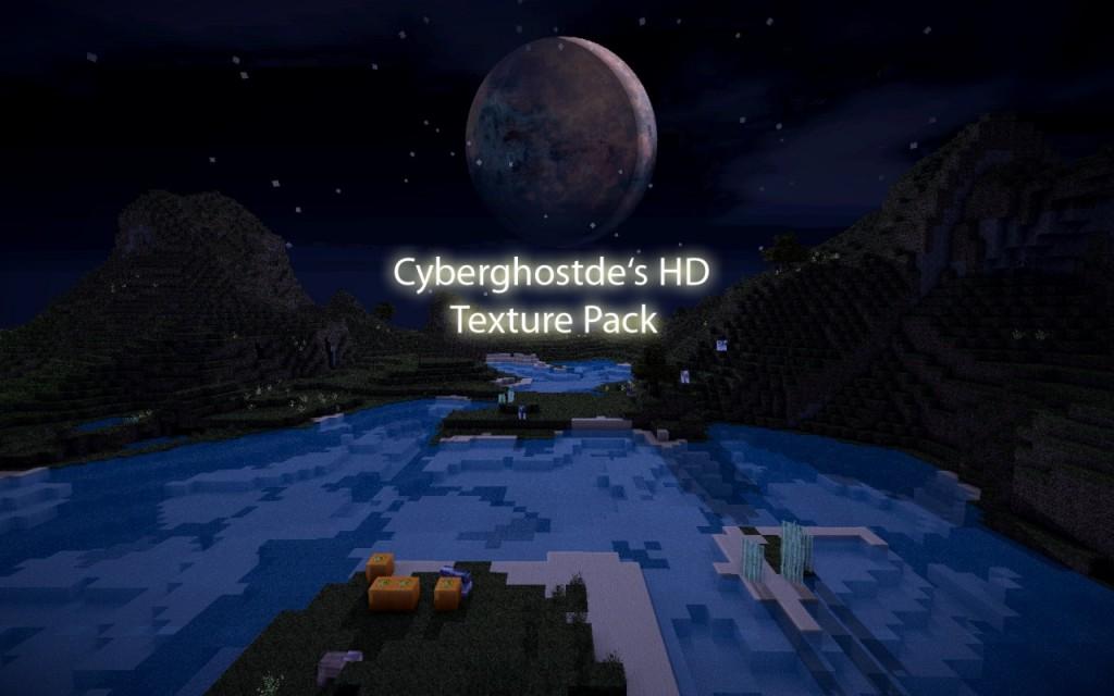 Minecraft-texture-pack-HD-cyberghostdes-lune-realiste