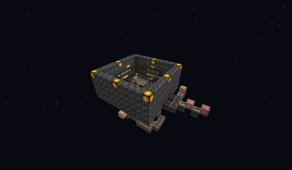 minecraft-map-aventure-spacetravel-debut