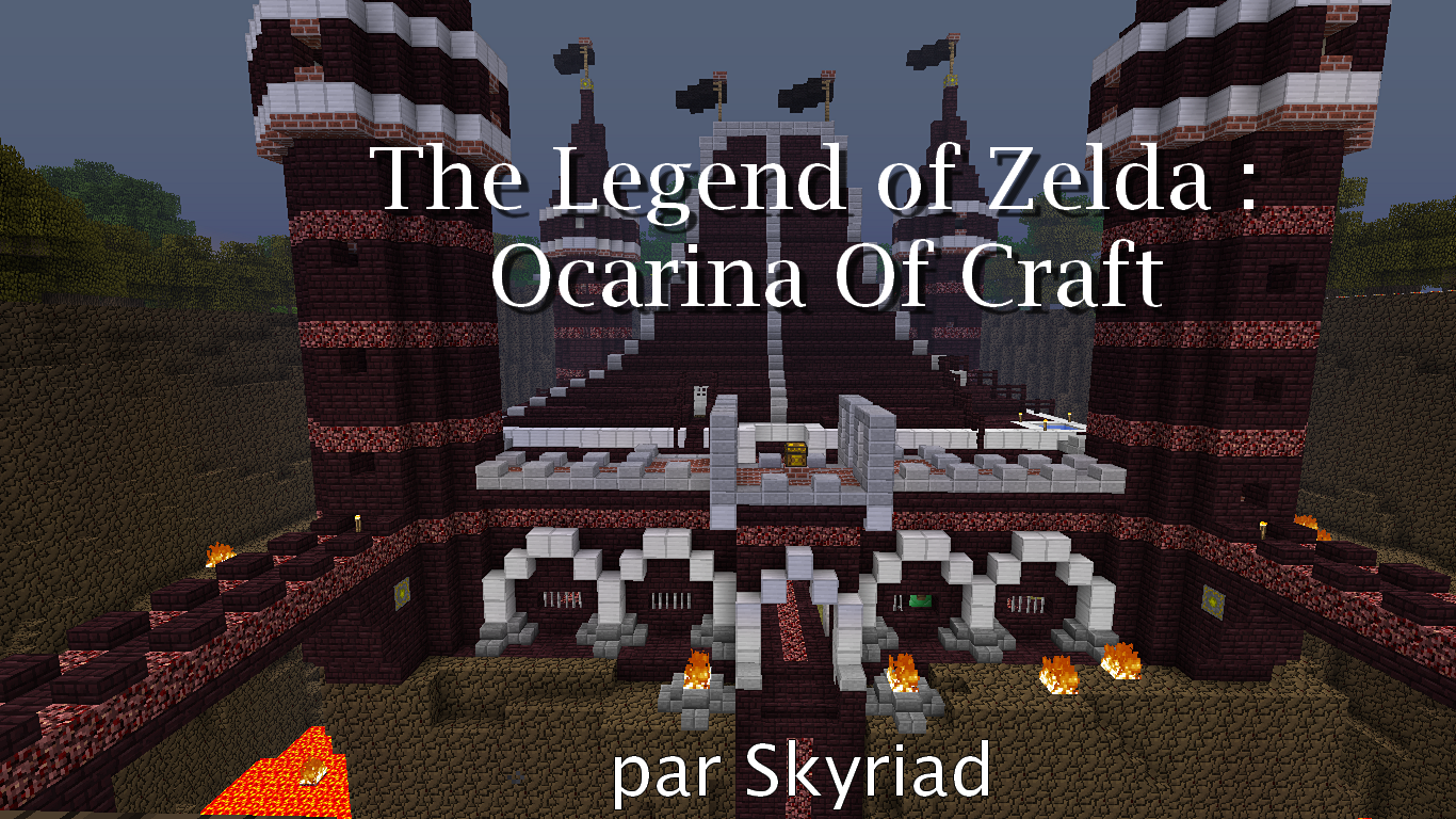 minecraft-map-aventure-zelda-chateau