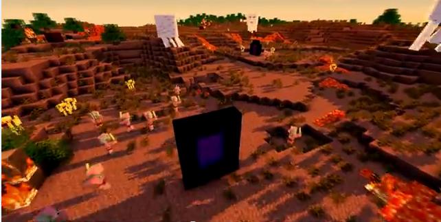 minecraft-map-survival-underground-enfer