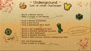 minecraft-map-survival-underground-liste-autre-challenge