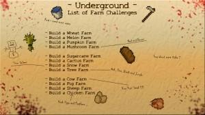 minecraft-map-survival-underground-liste-ferme-challenge