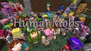minecraft-mod-humanmobs