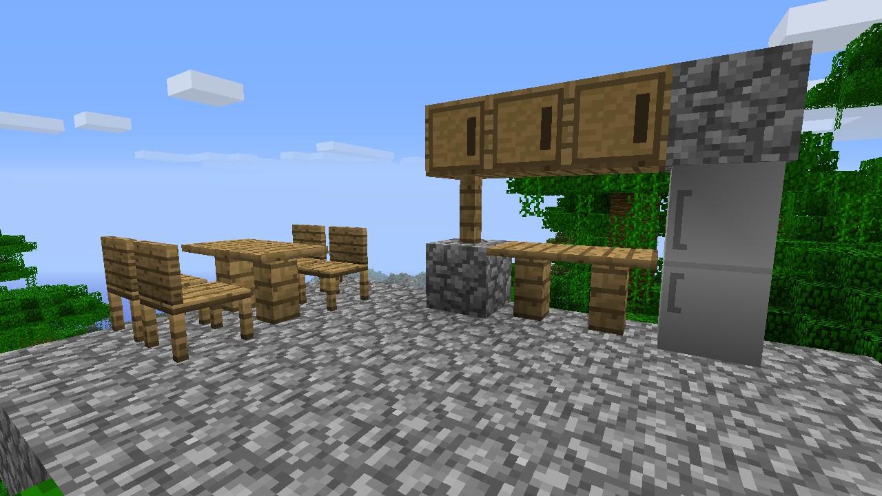 comment d corer sa maison minecraft ventana blog. Black Bedroom Furniture Sets. Home Design Ideas