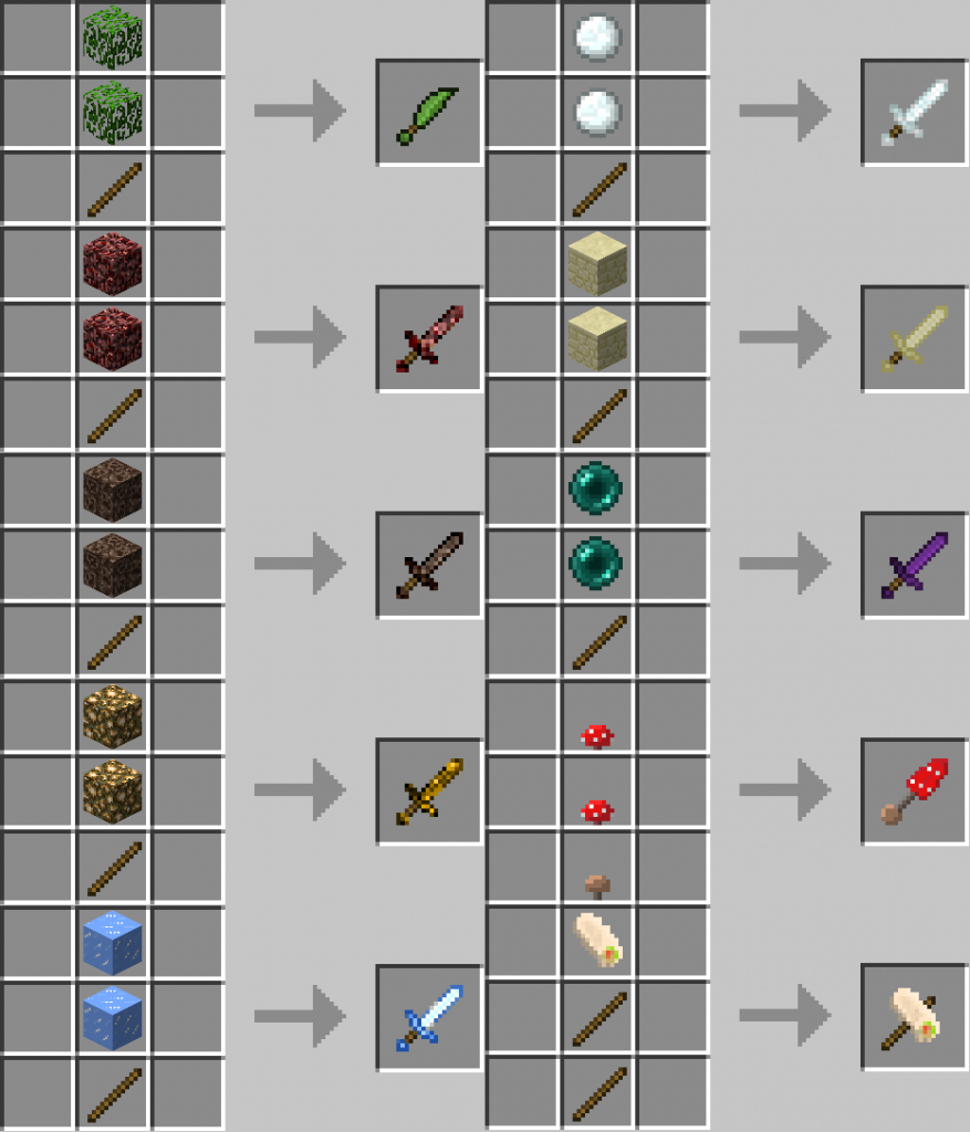 minecraft-mod-more-herobrine-craft-epee
