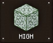 La version High permet d'avoir des couleurs plus naturelle.
