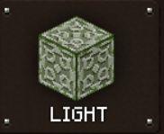 La version light se rapproche de la texture d'origine de minecraft