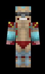 minecraft-skin-one-piece-franky