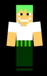 minecraft-skin-one-piece-zorro
