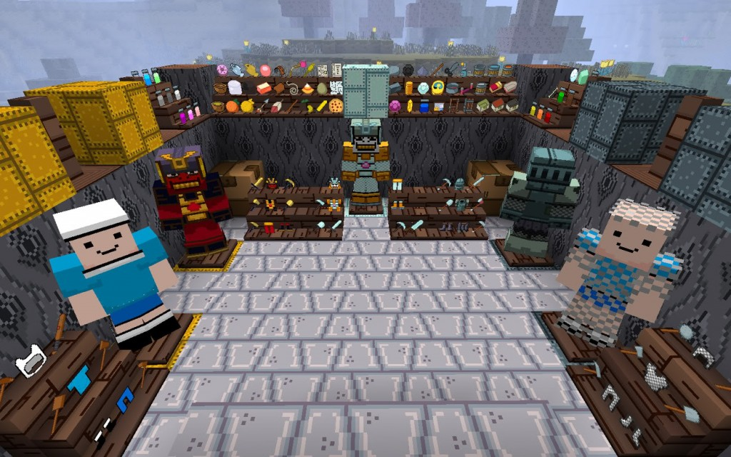 minecraft-texture-pack-32x32-adventure-time-armure