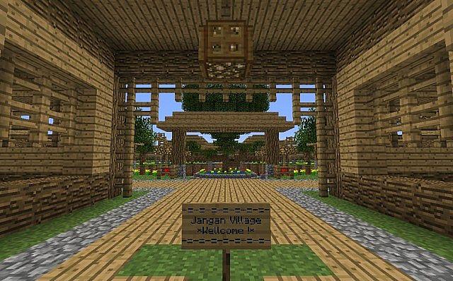 minecraft-map-village-jangan-asian