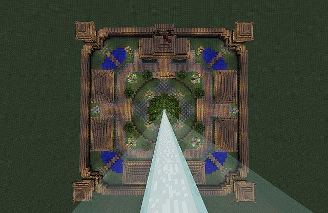 minecraft-map-village-jangan-asiatique-pyramide