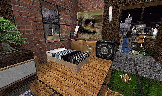 minecraft-texture-pack-256x256-kop-modern-chambre