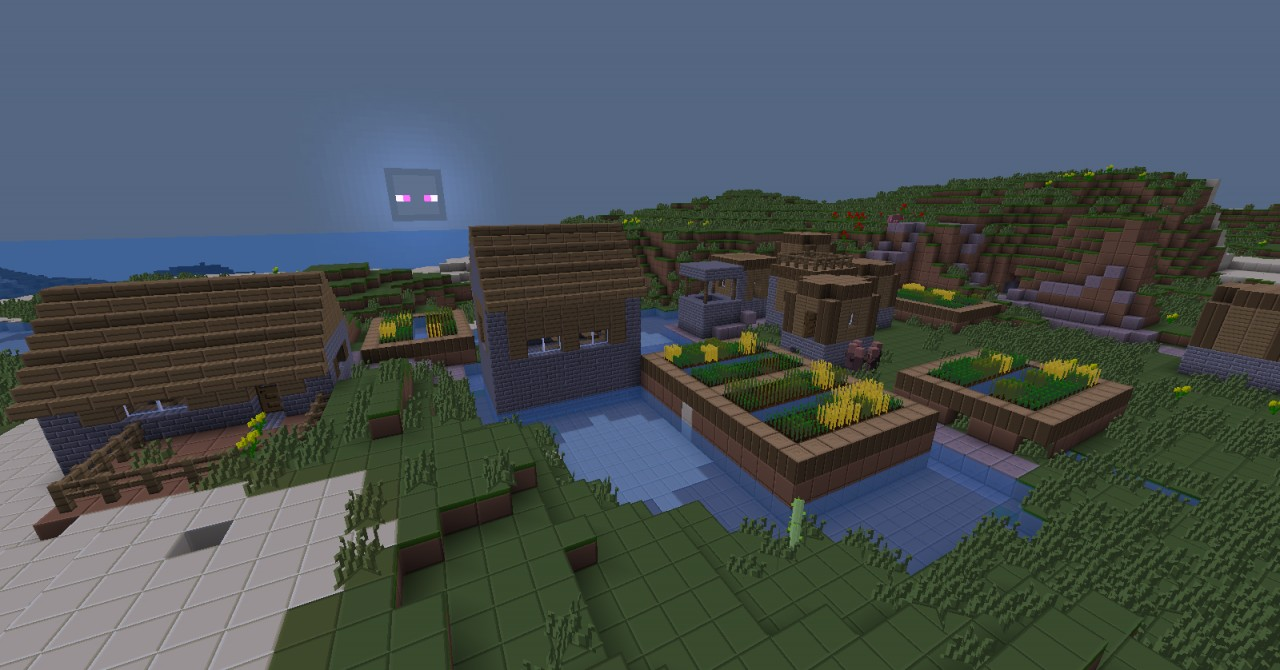 minecraft-texture-pack-32x32-hd-zorocks-pure-edge-paysage