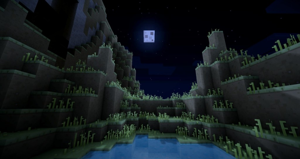 minecraft-texture-pack-16x16-smoothic-nuit