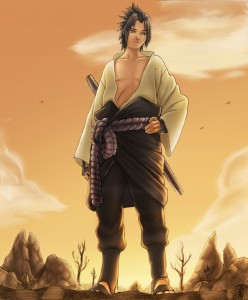 Minecraft-Sasuke-Uchiwa