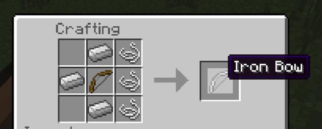 minecraft-mod-more-bows-arc-fer