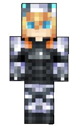 10.skin-minecraft-soldat-fille