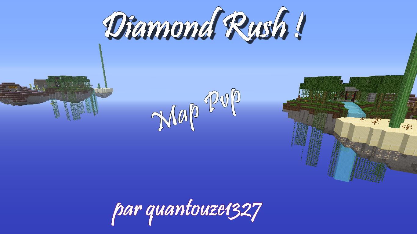 minecraft-map-pvp-diamond-rush
