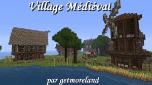 minecraft-map-village-médiéval