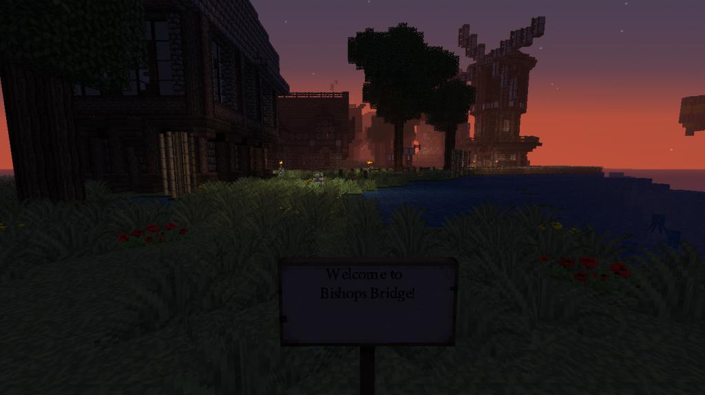 minecraft-map-village-médiéval-spawn