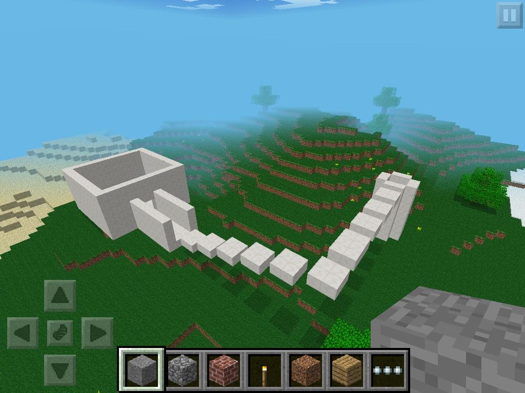 minecraft-map-pe-epic-jump-epreuve