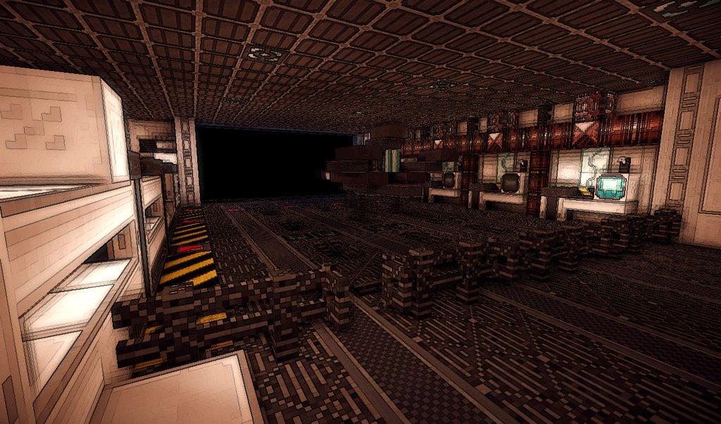 minecraft-map-ville-futuriste-grand-palladium-interieur