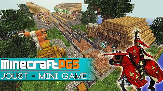 minecraft-map-mini-jeu-joust