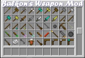 minecraft-mod-arme-balkons-weapon-mod