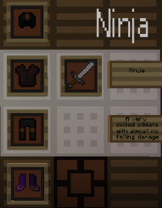 minecraft-map-pvp-dojo-battle-ninja