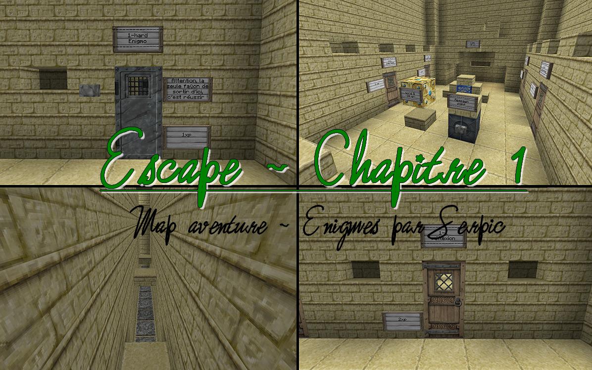 minecraft-map-aventure-escape-chapitre1