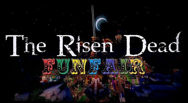 minecraft-map-minigame-the-risen-dead