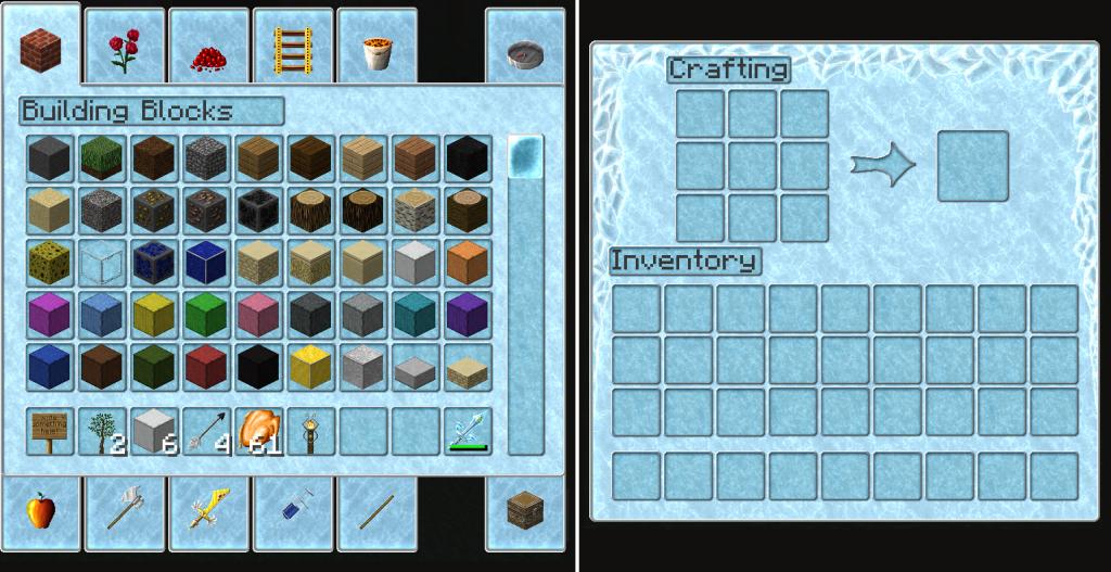 minecraft-resource-pack-diamond-heart-inventaire