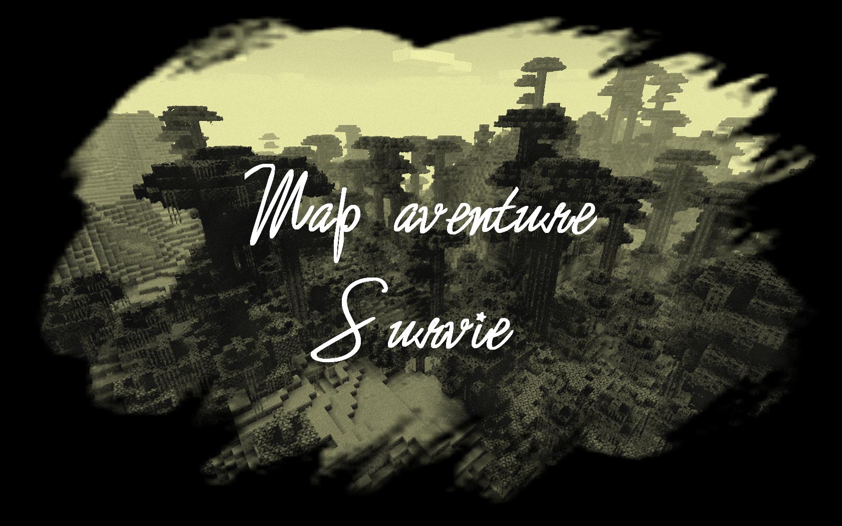 minecraft-map-aventure-survie