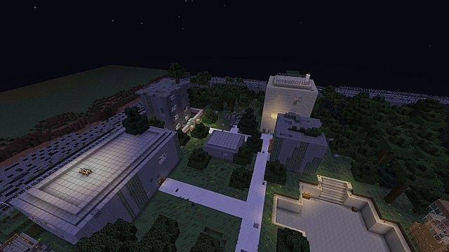 minecraft-map-ville-fantome-ghost-town-batiment-detruit