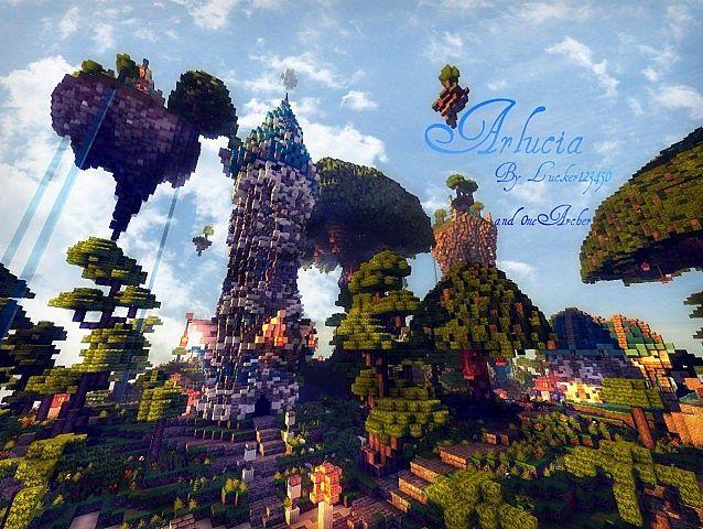 minecraft-map-ville-fantastique-arlucia