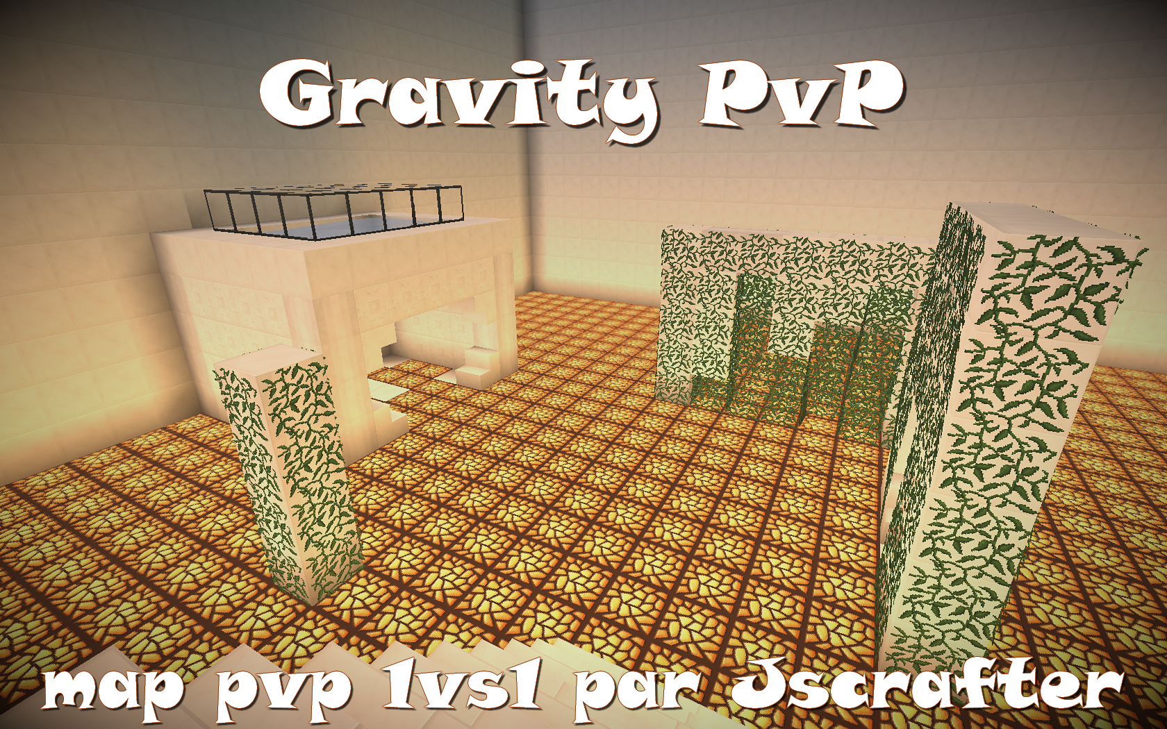 minecraft-map-pvp-1vs1-gravity