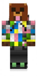 10.minecraft-sking-swag-bear