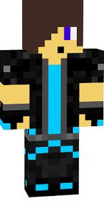 9.minecraft-sking-swag-gotique