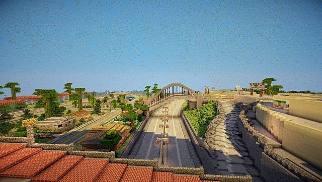minecraft-map-survival-games-san-andreas-autoroute