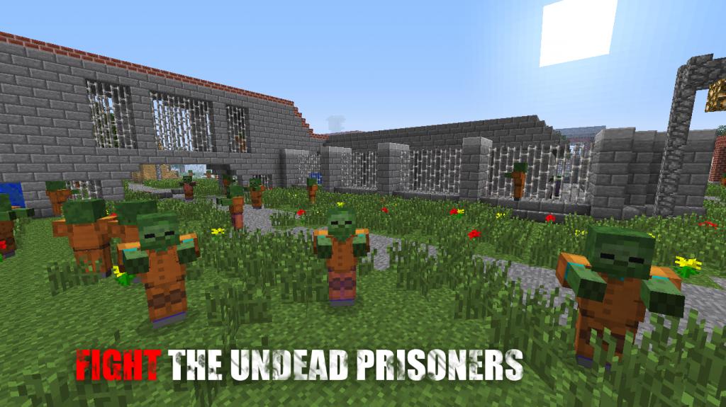 minecraft-map-aventure-zombie-dead-prison-prisonnier