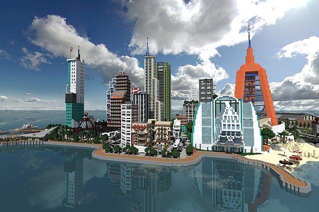 minecraft-5-ville-moderne